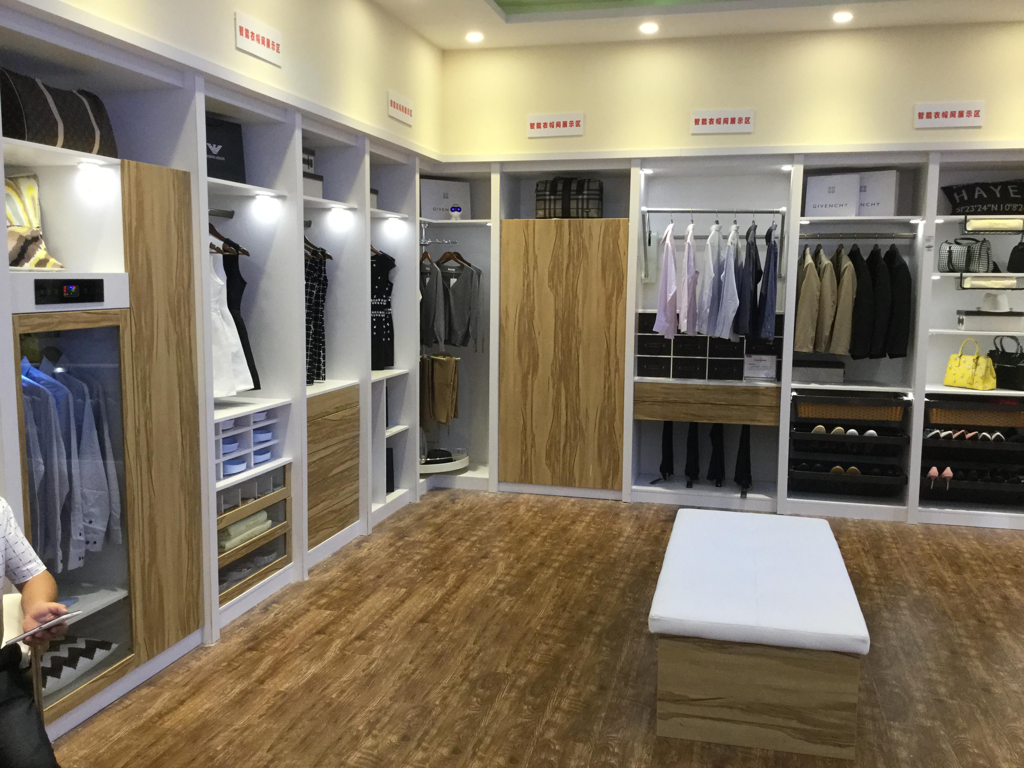 定制衣柜参展品牌评比——2015年第十七届广州建博会